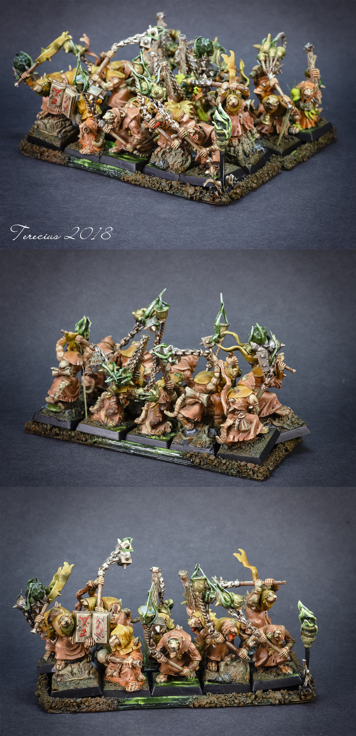Plague disciples