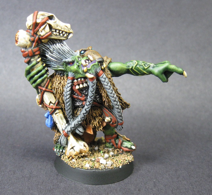 Orc Druid (Drazen's Horde)