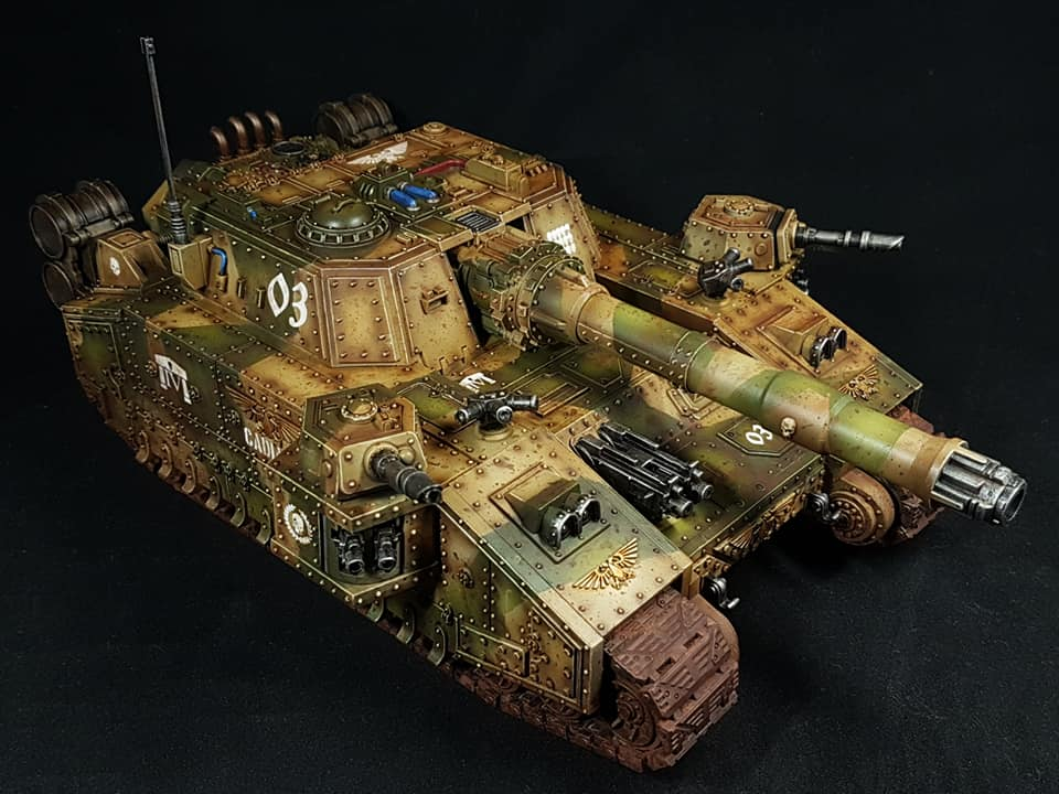 Astra Militarum Shadowsword
