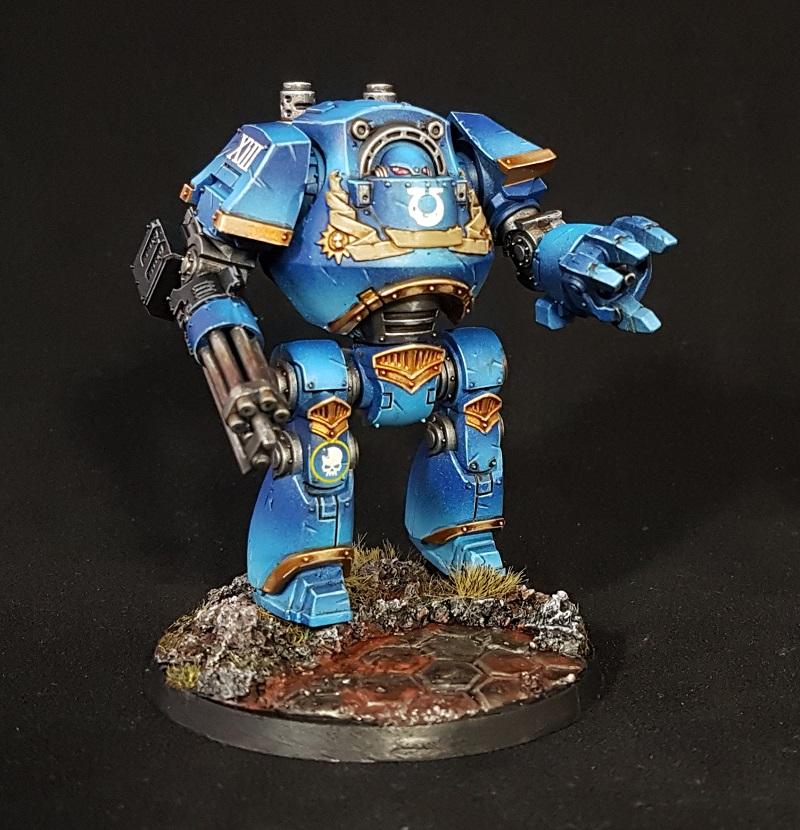 Ultramarine Contemptor