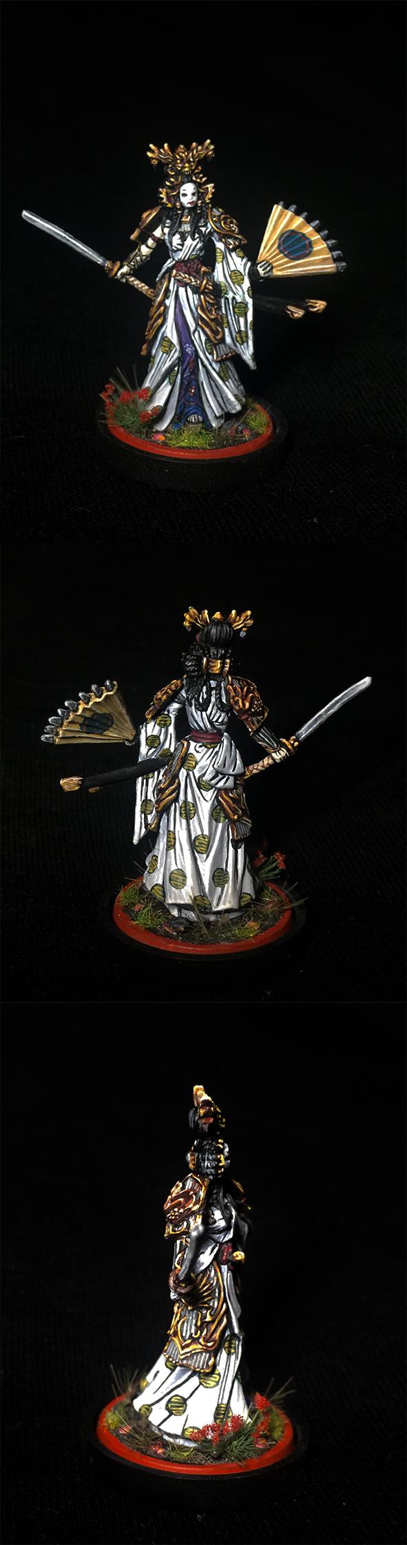 Koi daimyo for Rising sun
