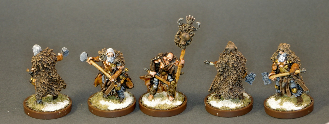 Blood Rage Bear Clan