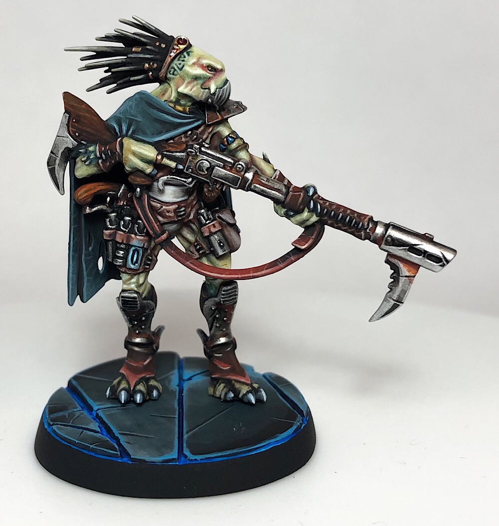 Dahyak Grekh - Blackstone Fortress Kroot Tracker