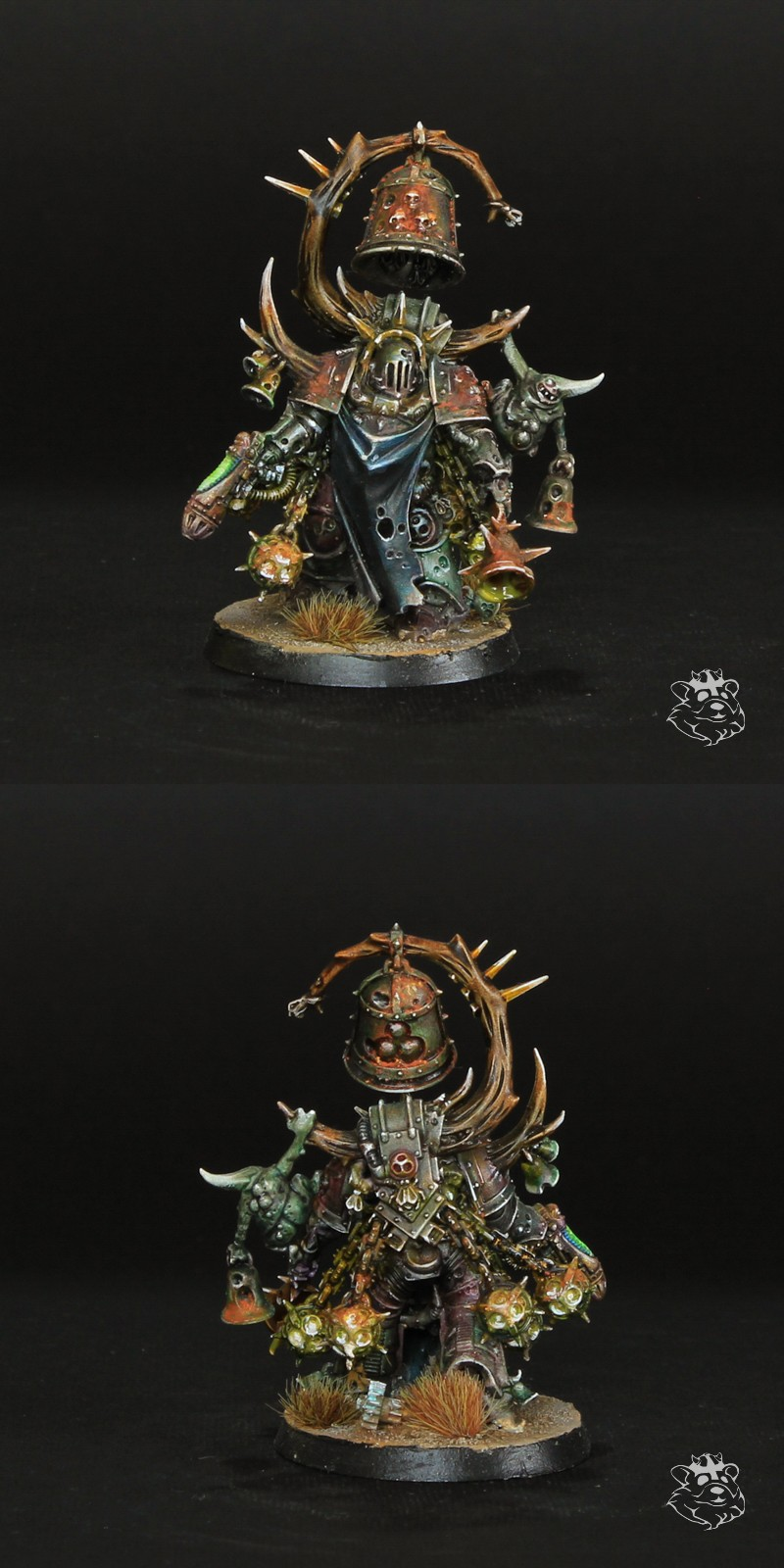Death Guard Noxious Blightbringer