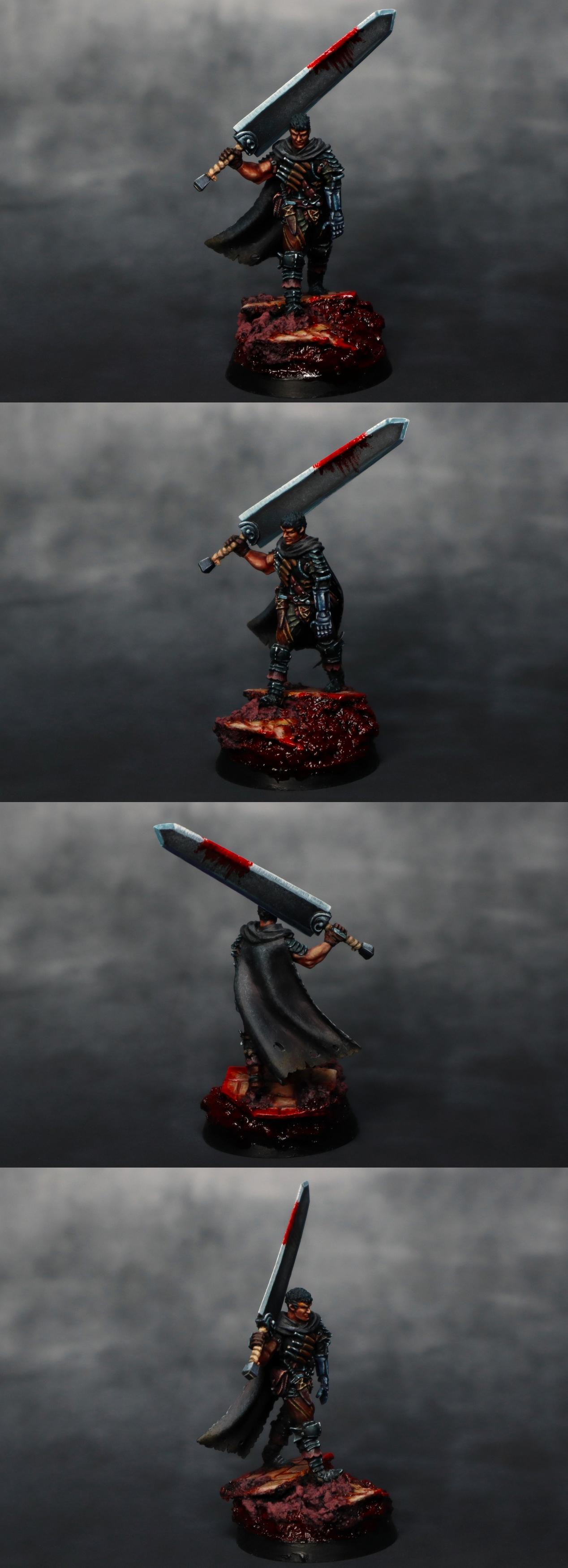 Guts / Gatsu the Black Swordsman