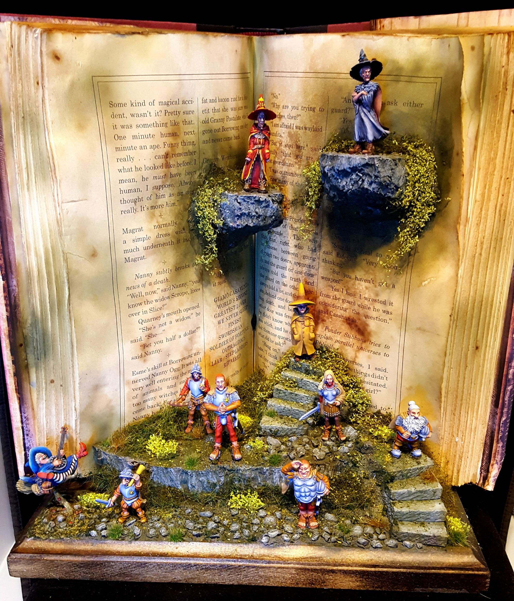 Discworld display