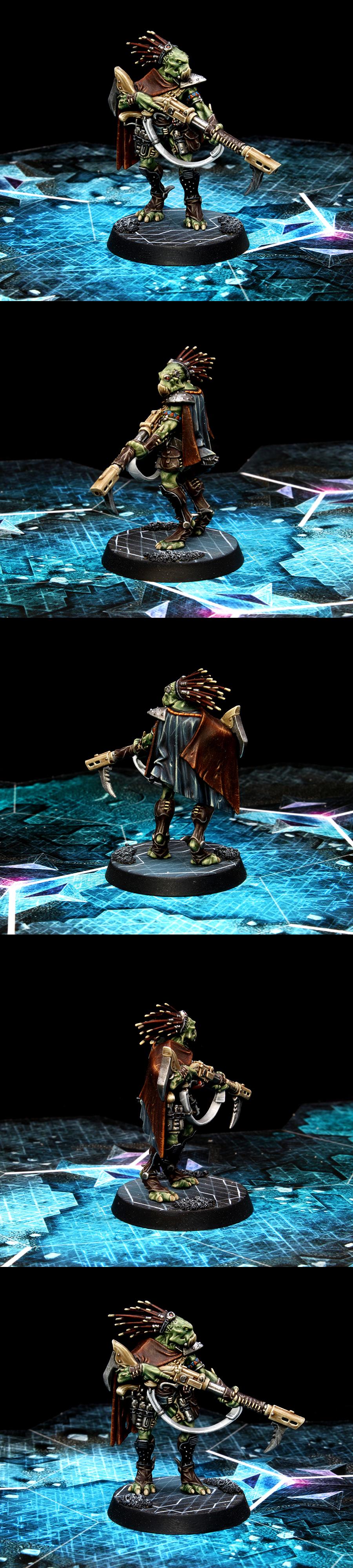 Dahyak Grekh, Kroot Tracker