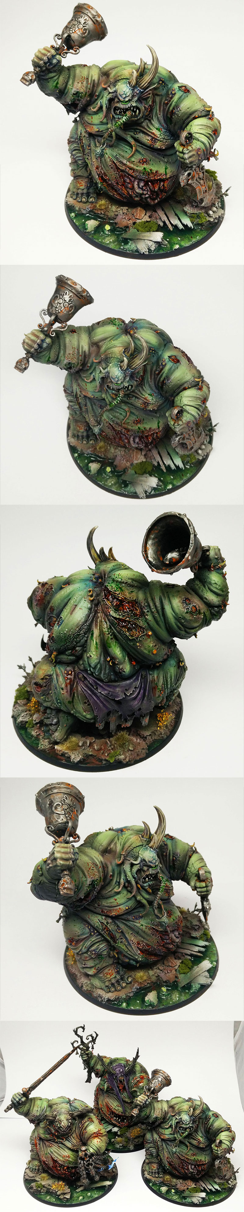 Age of Sigmar Great Unclean One