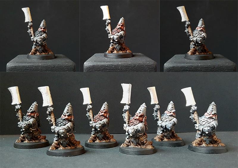 Cleaver Dwarves