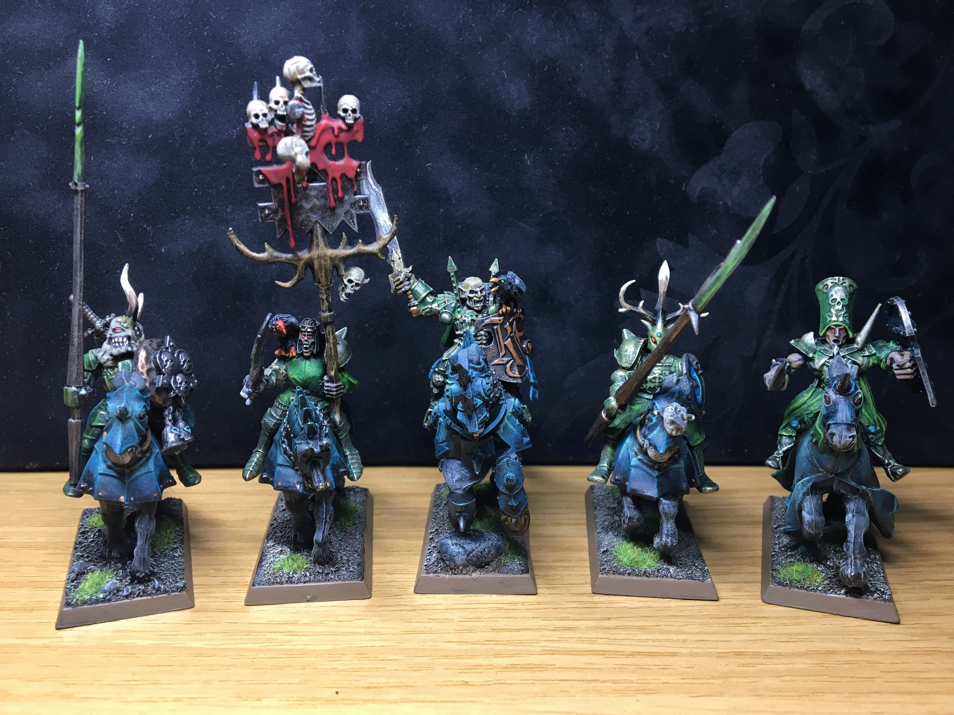 Spooky Knights Unit