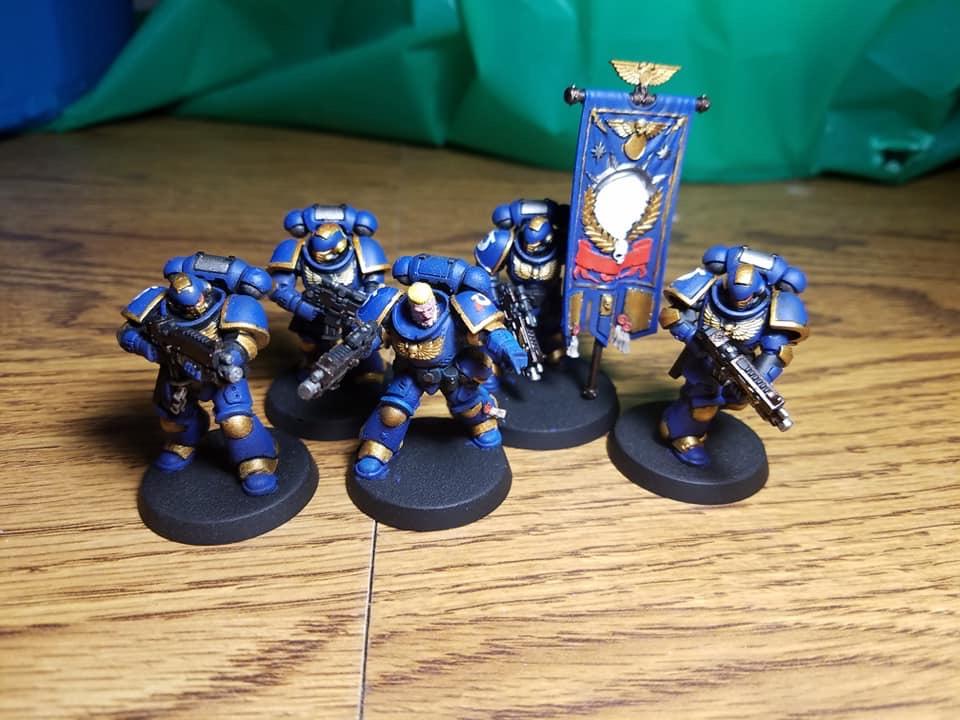 Space Marine Intercessor Kill Team