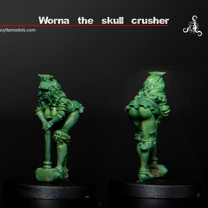 Worna the Skull Crusher