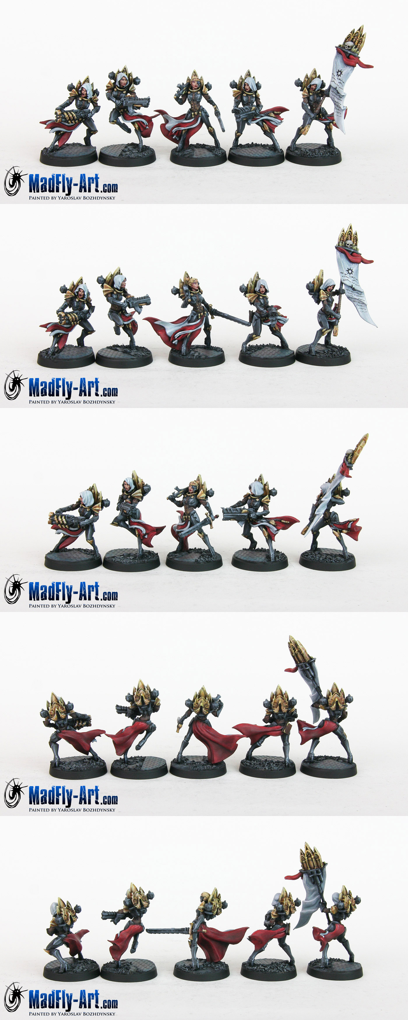 Exemplar Sisters Command Group
