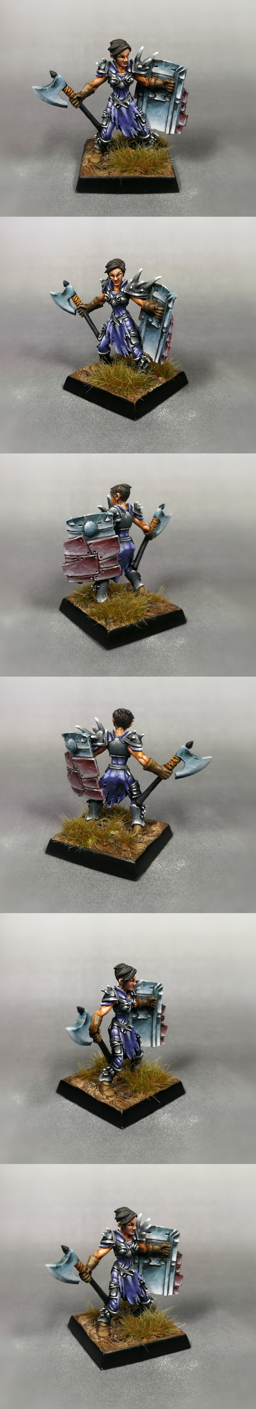 Kul Inkit - Human barbarian/fighter