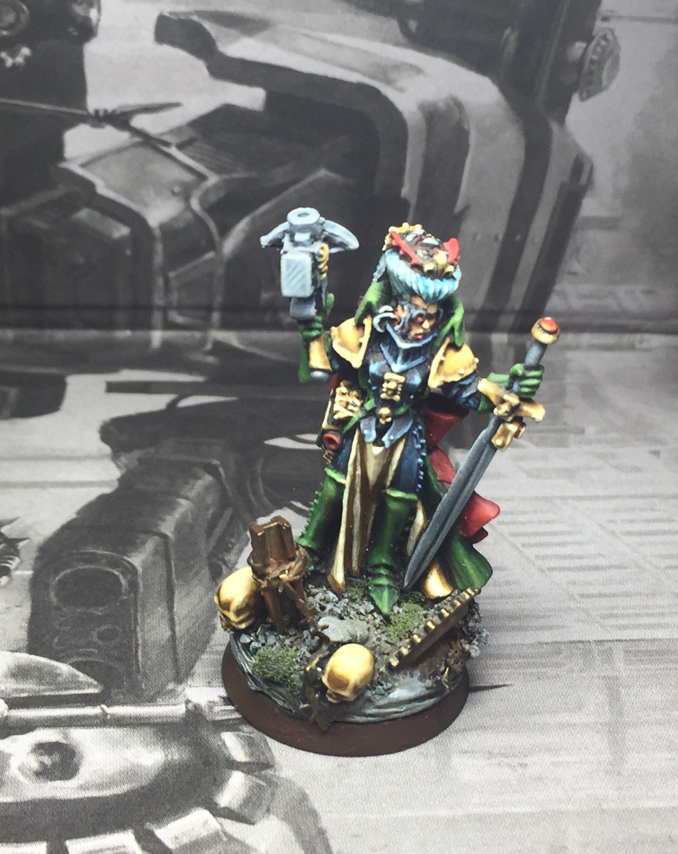 Inquisitor/rogue trader