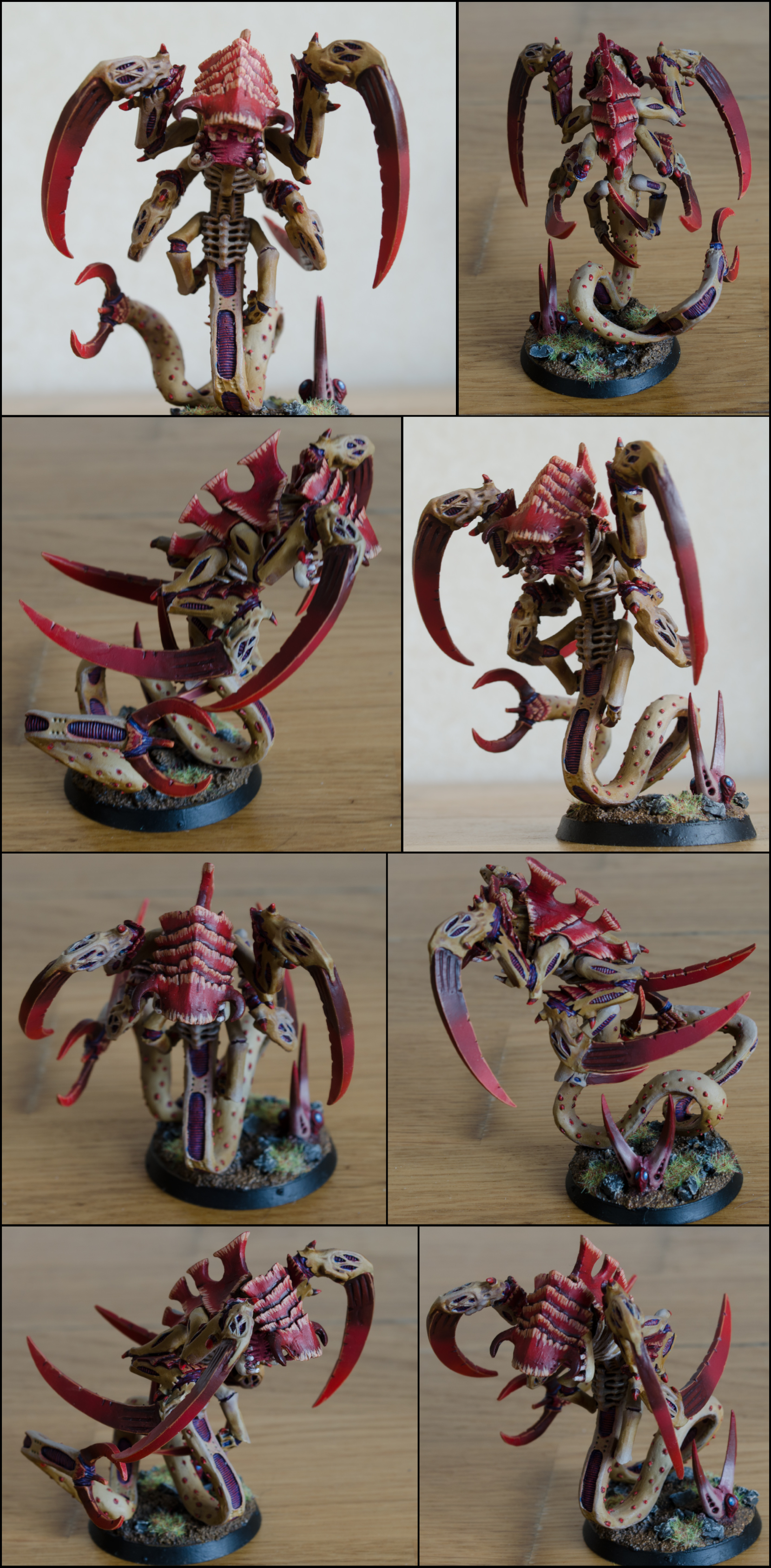Tyranid red terror