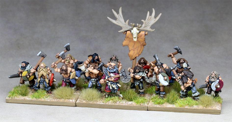 15mm Barbarians