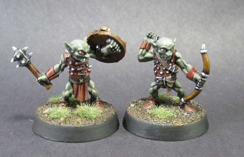 07003: Dungeon Dwellers: Bloodbite Goblins .