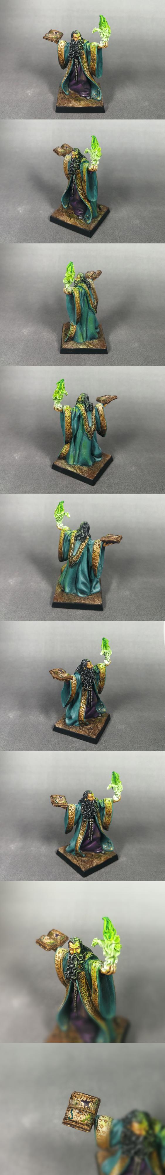 Reaper - Arcane mage