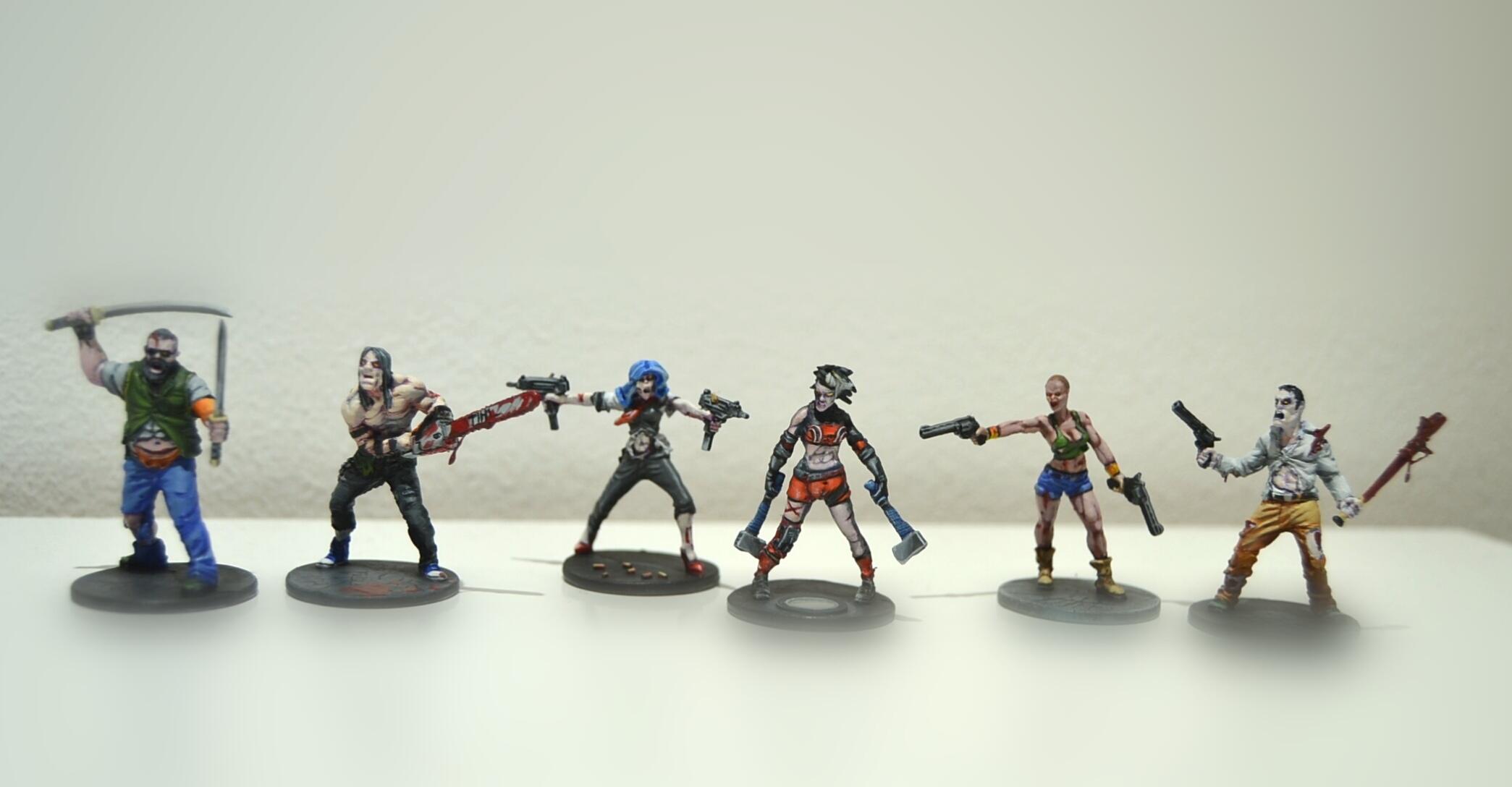 zombicide survivors 3