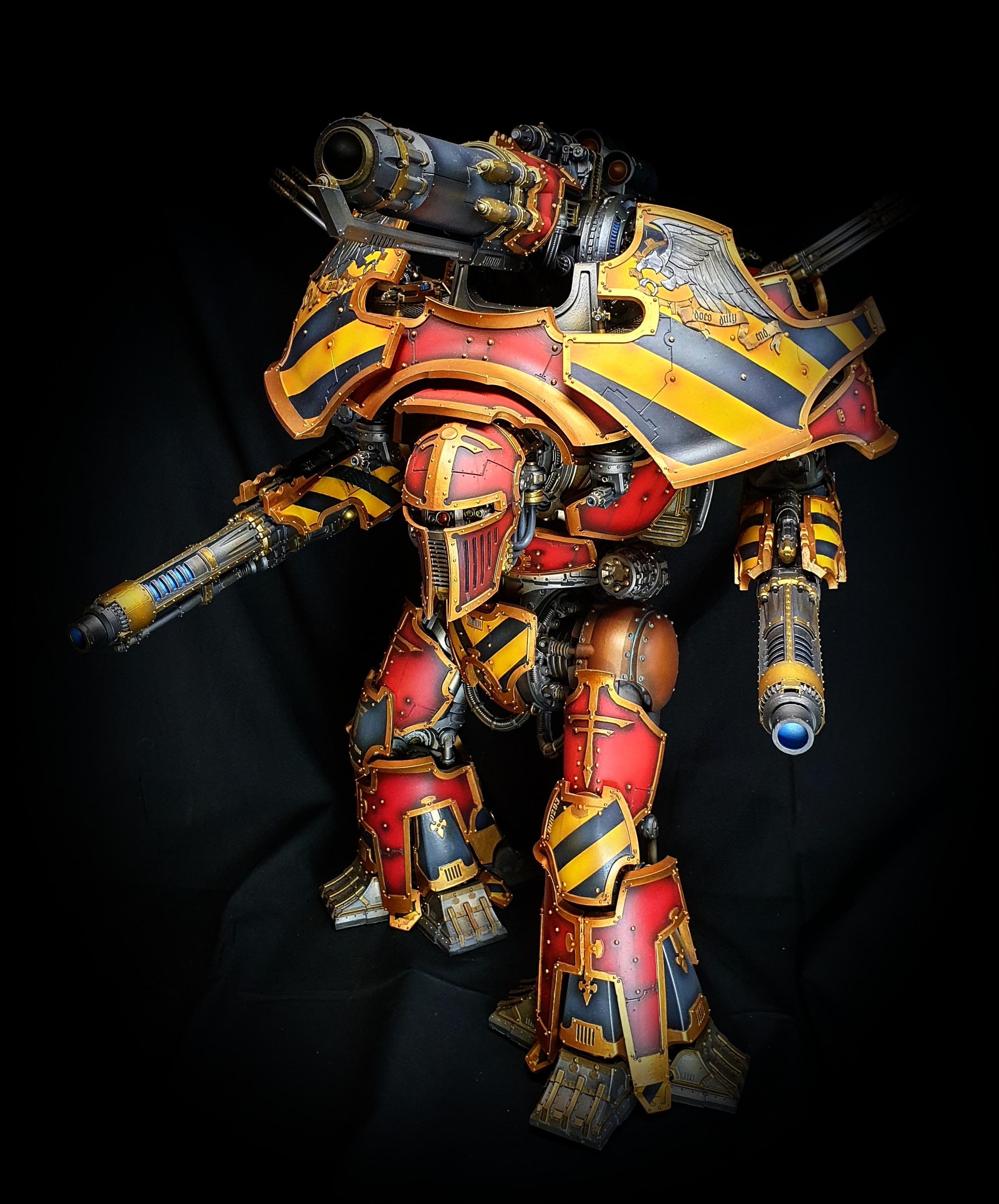 Nemisis warbringer titan