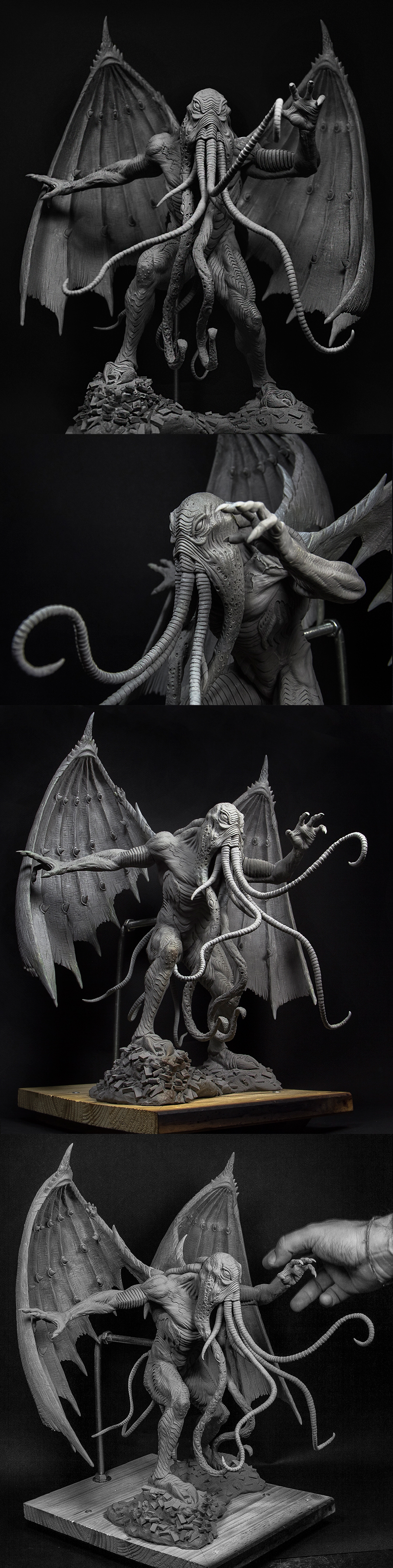 Avatar of Cthulhu more pics