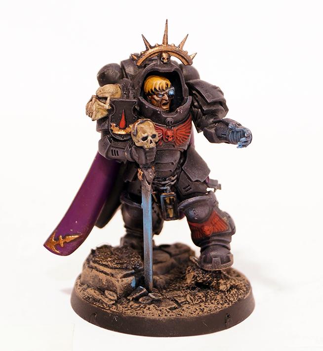Mephiston Lord of Death, Blood Angels Primaris Conversion