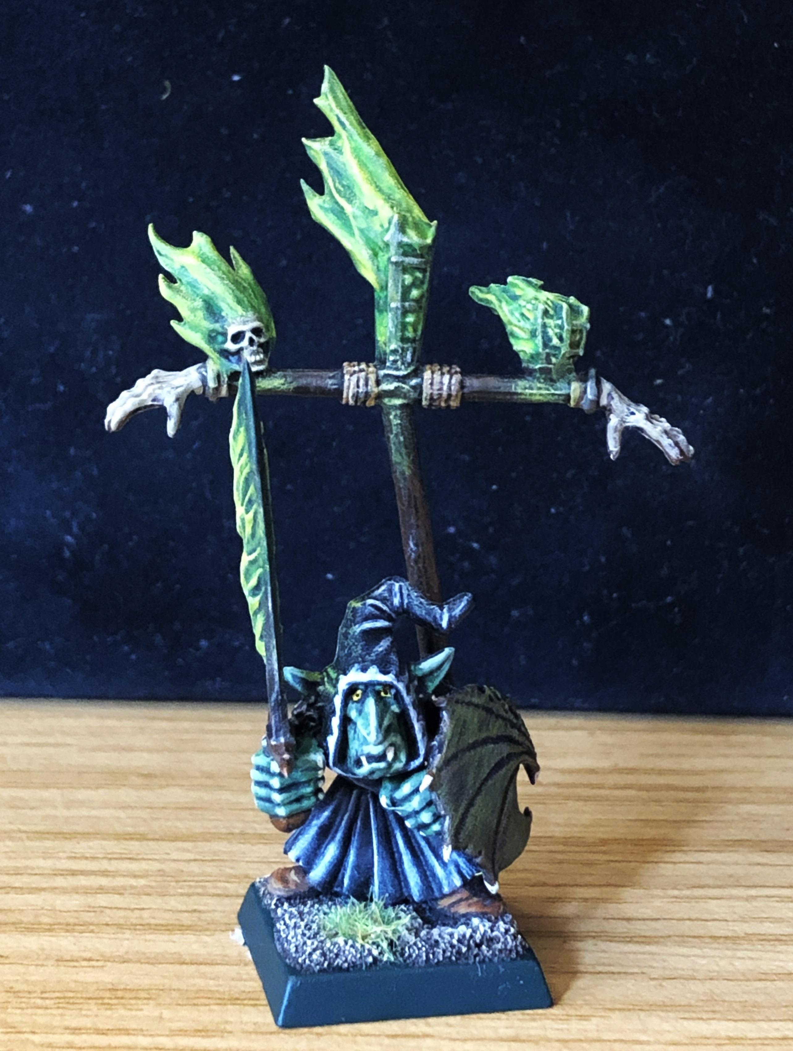 Nightgoblin boss (conversion)