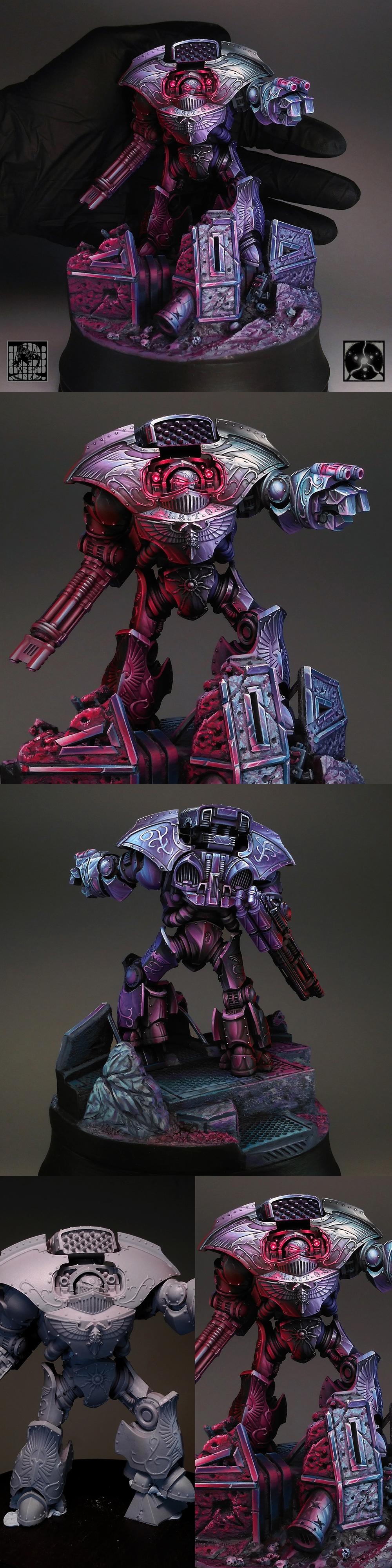 Telemon Heavy Dreadnought