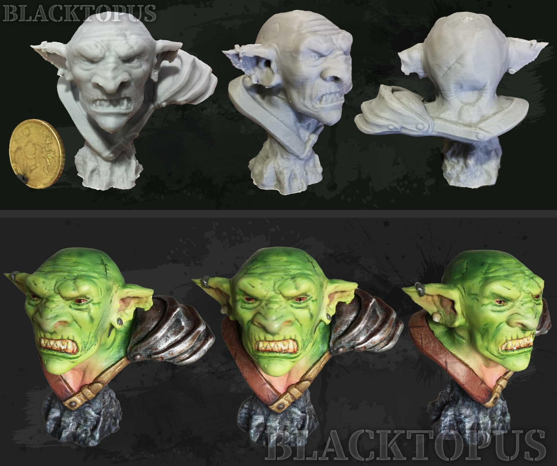 Goblin - preproduction prototype