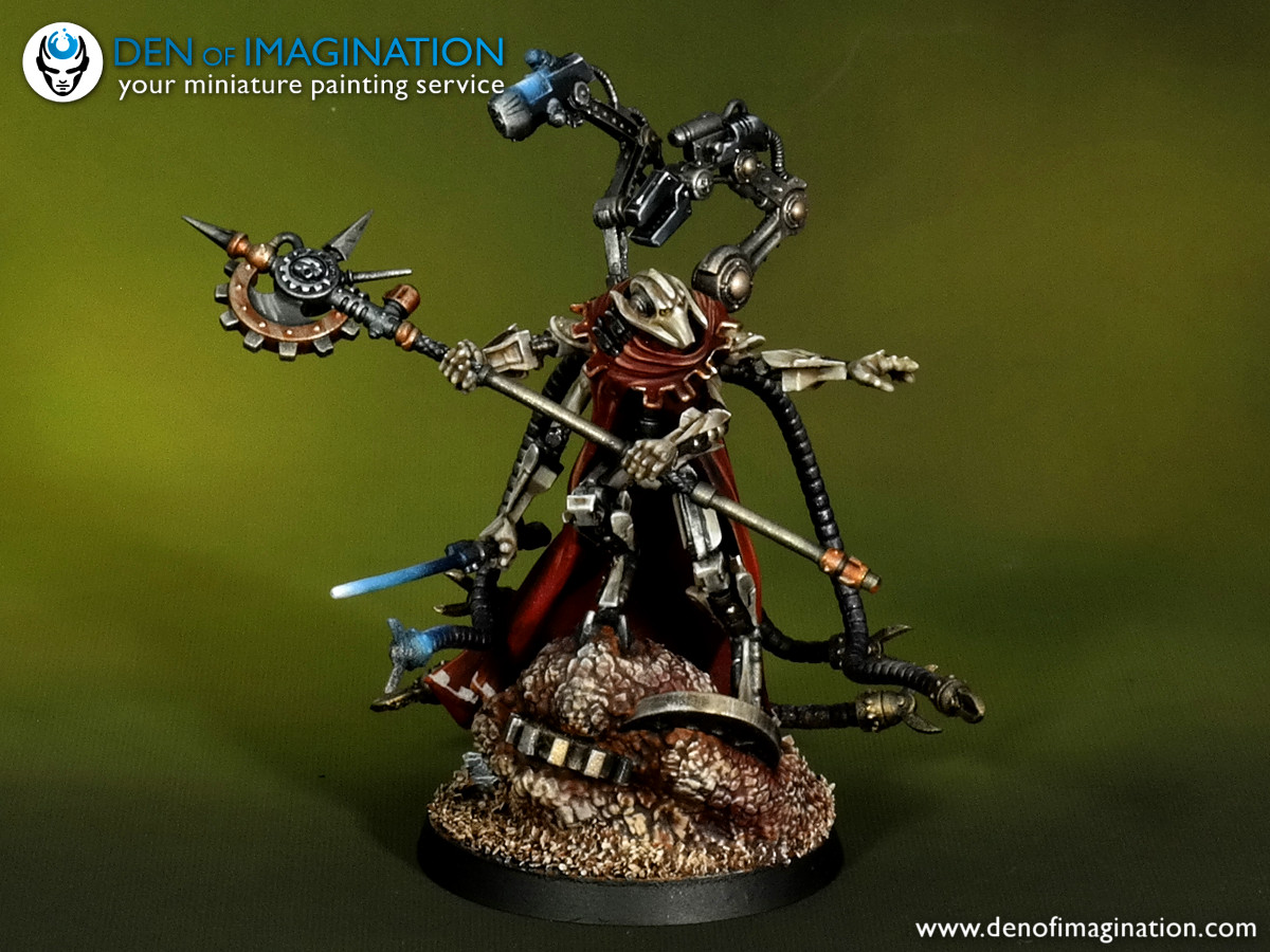 Grievous Tech - Priest