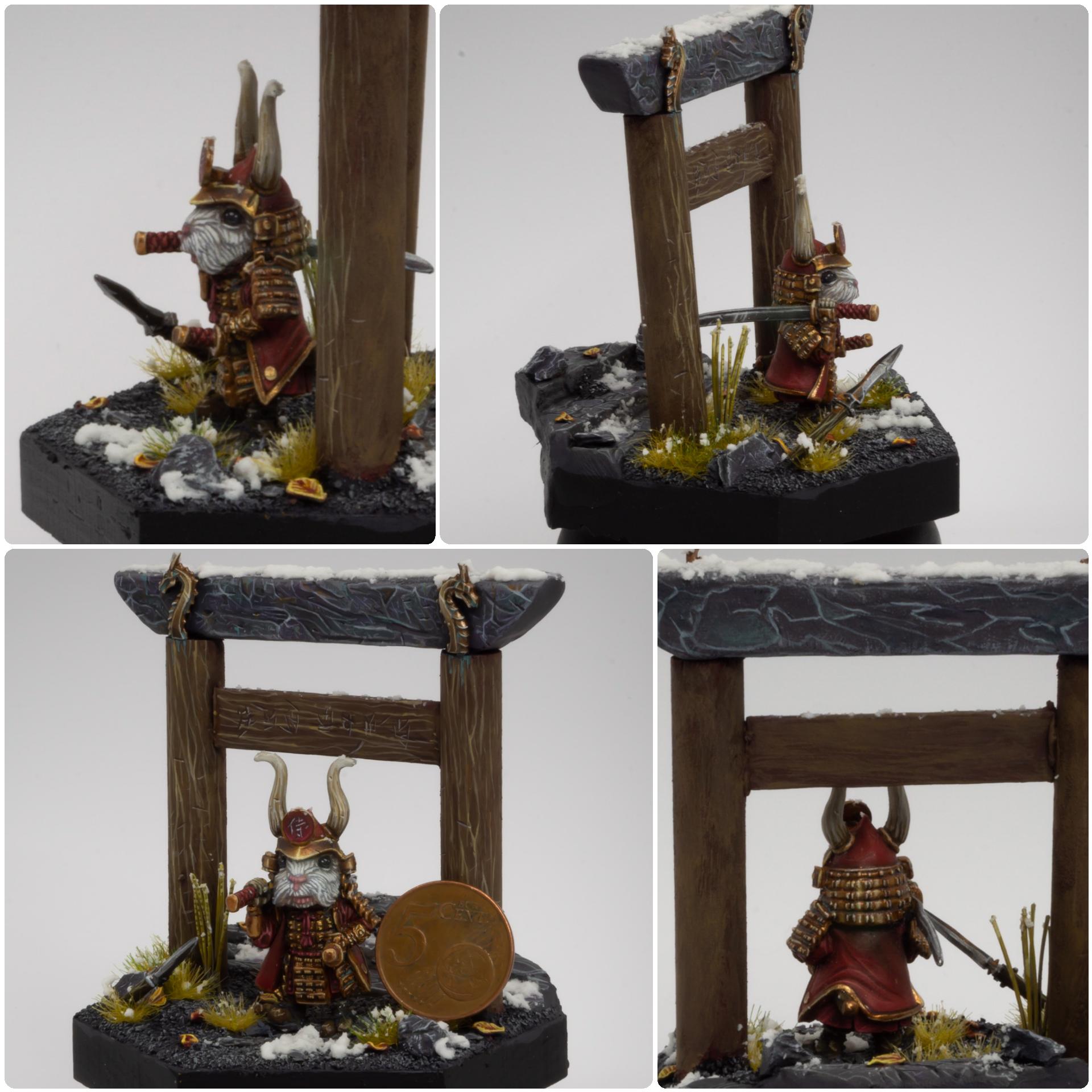 Guinea Pig Samurai