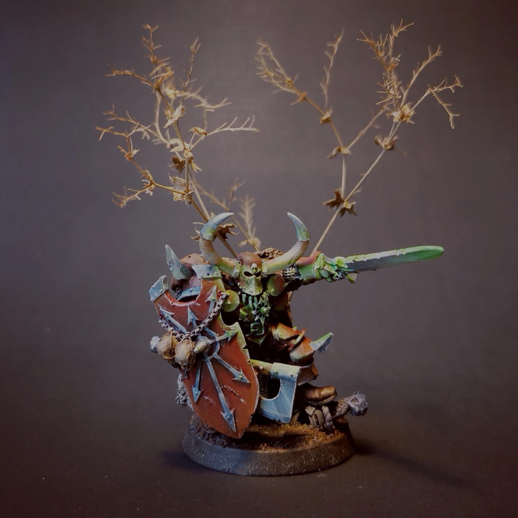 Exalted Chaos Hero