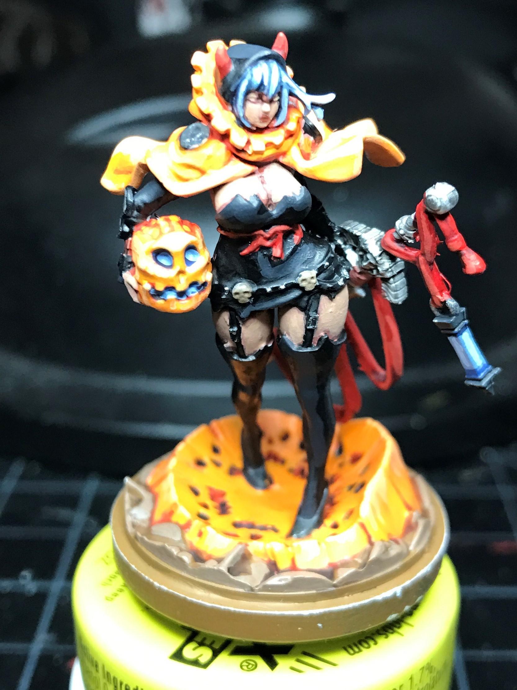 Kingdom Death Halloween