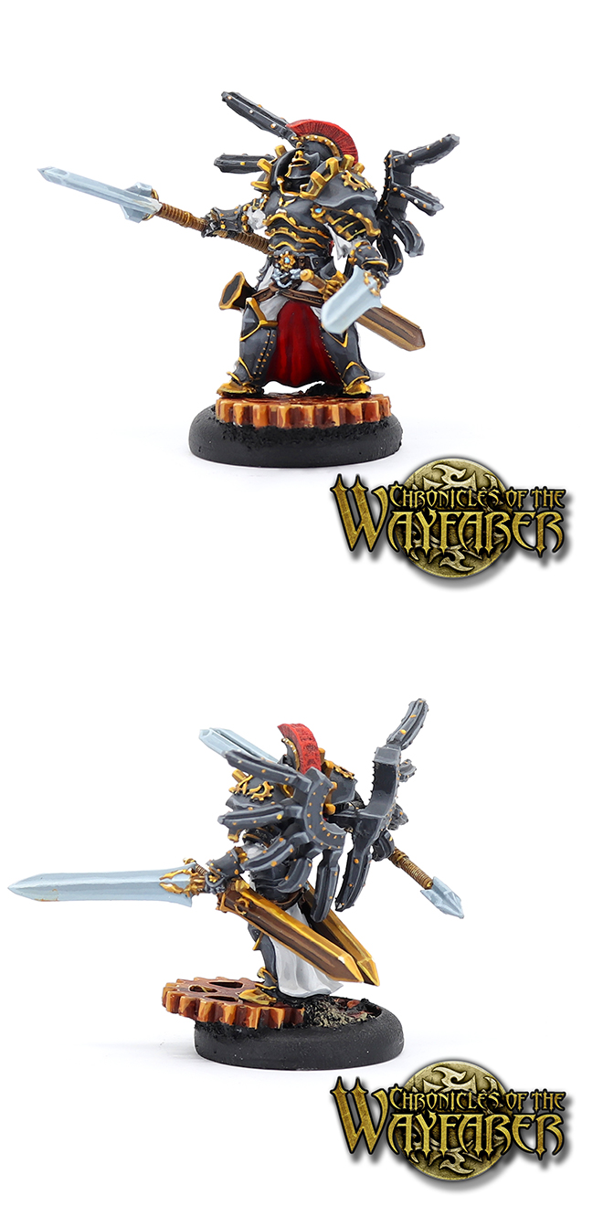 Guardian Knight (Chronicles of the Wayfarer)