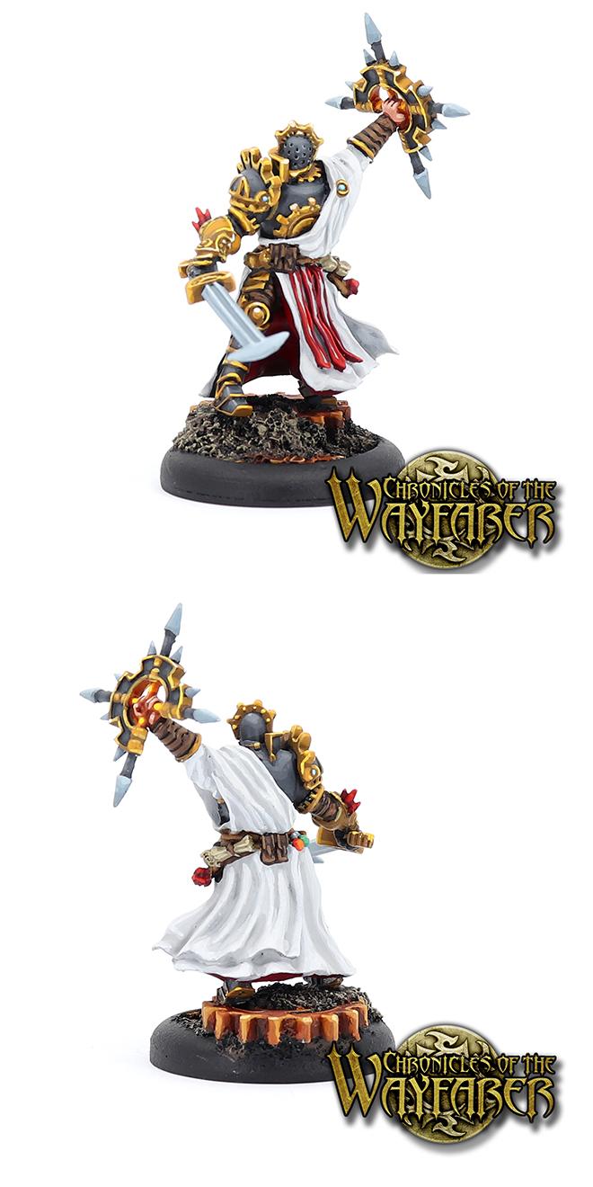 Schematicist (Chronicles of the Wayfarer)