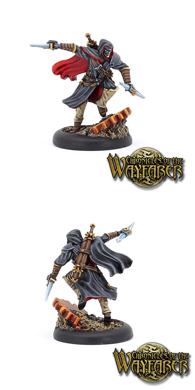 Gear Strider (Chronicles of the Wayfarer)