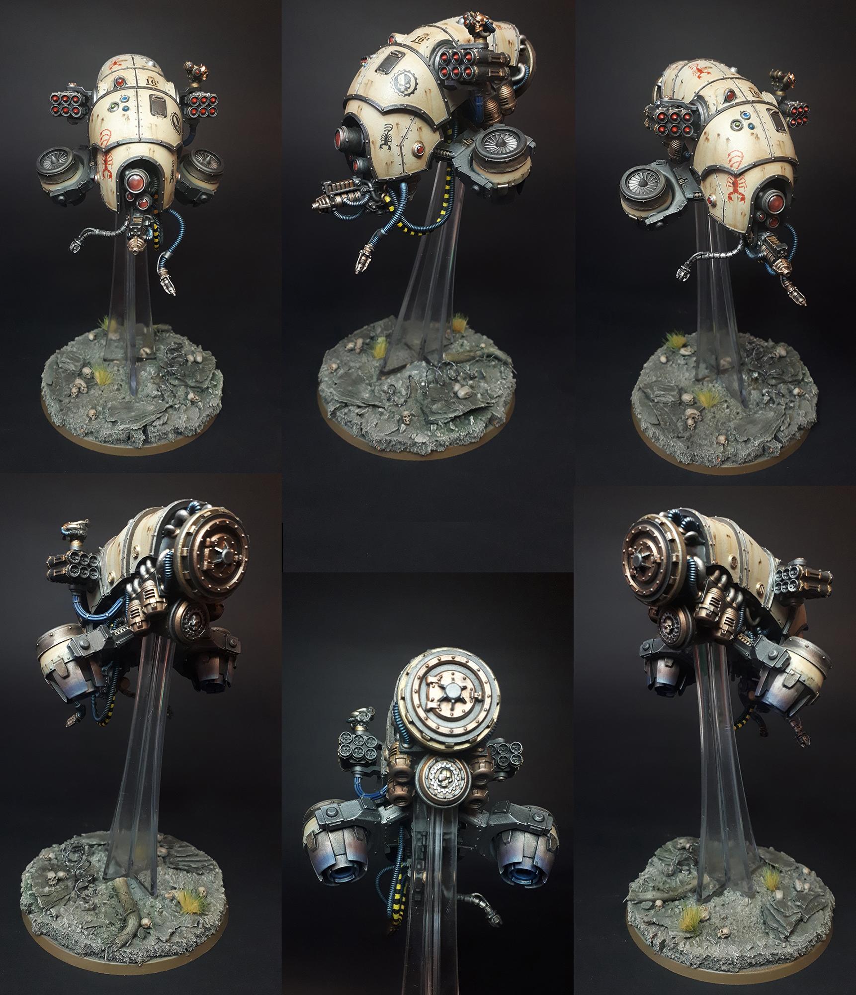Vultarax Stratos-Automata