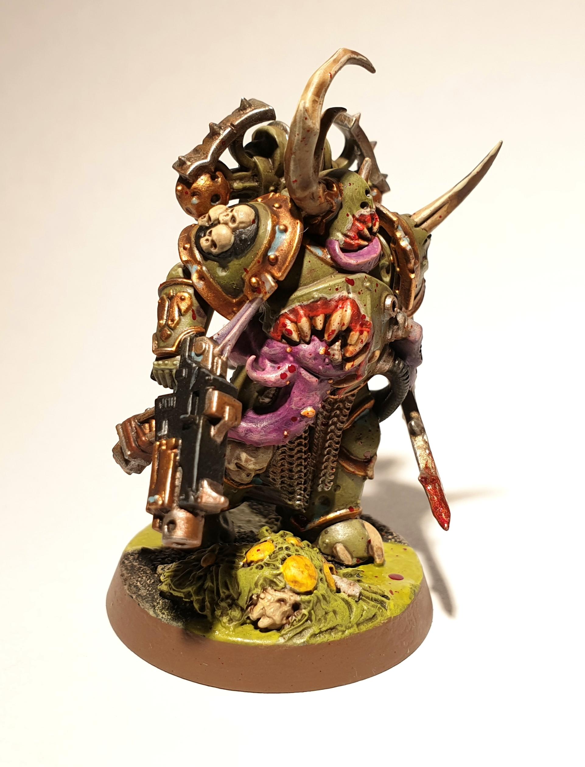 Pyogenus the Flesh-eater