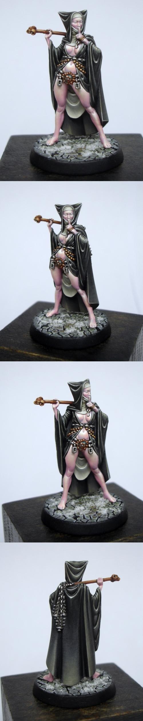 Dark Maenad Games Nun