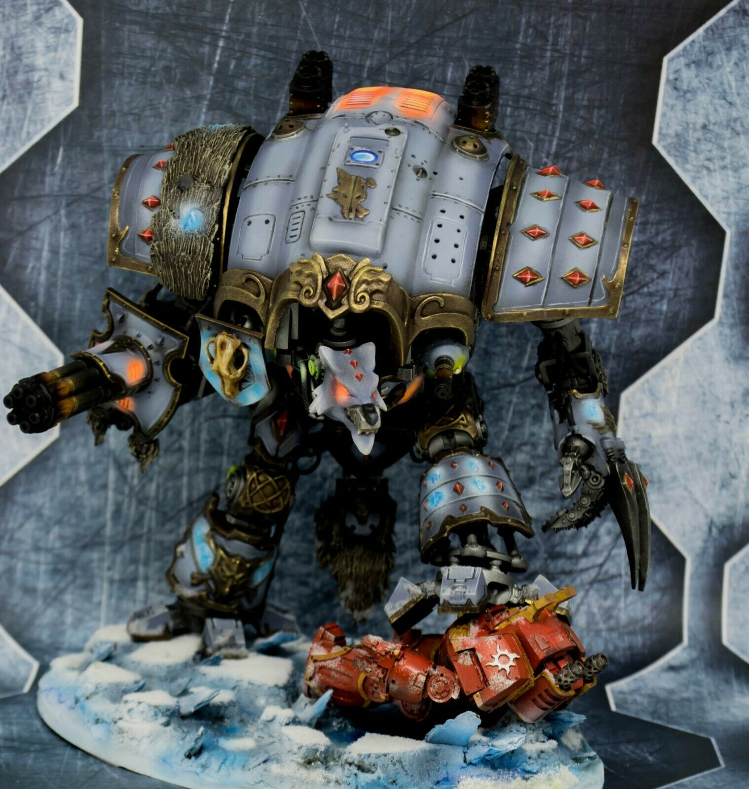 Space Wolves Imperial Knight