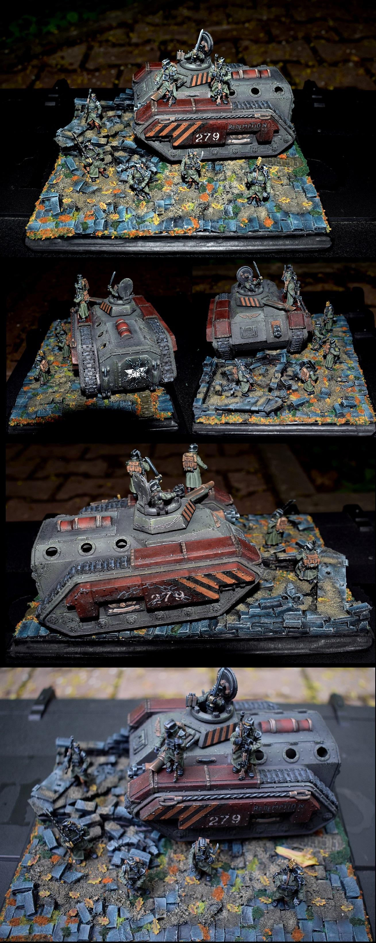 Death Korps of Krieg rest