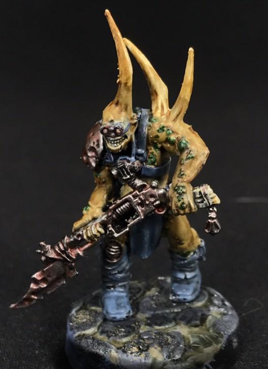 Warhammer 40000 : Poxwalkers