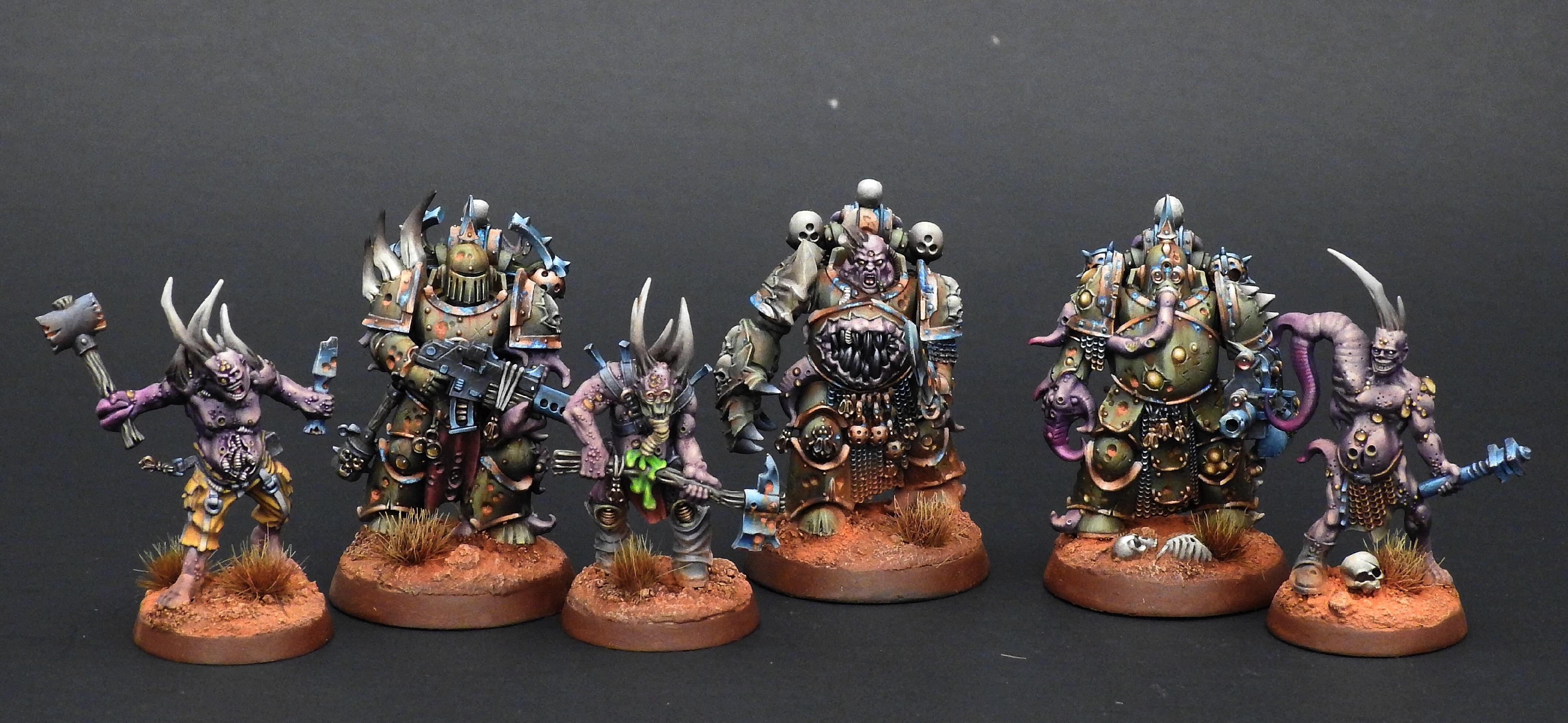 Death Guard Squad