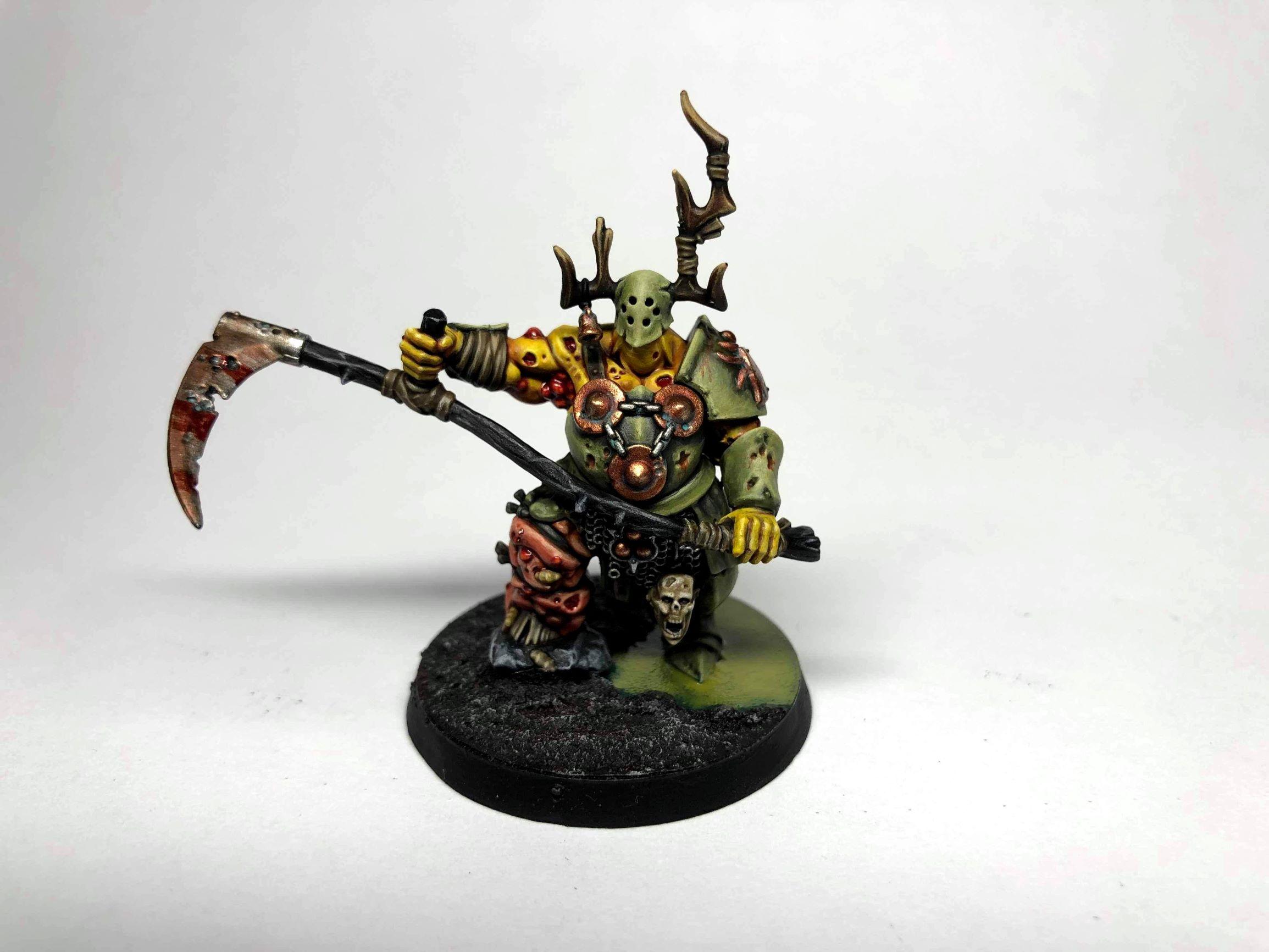 Swamp Blightking