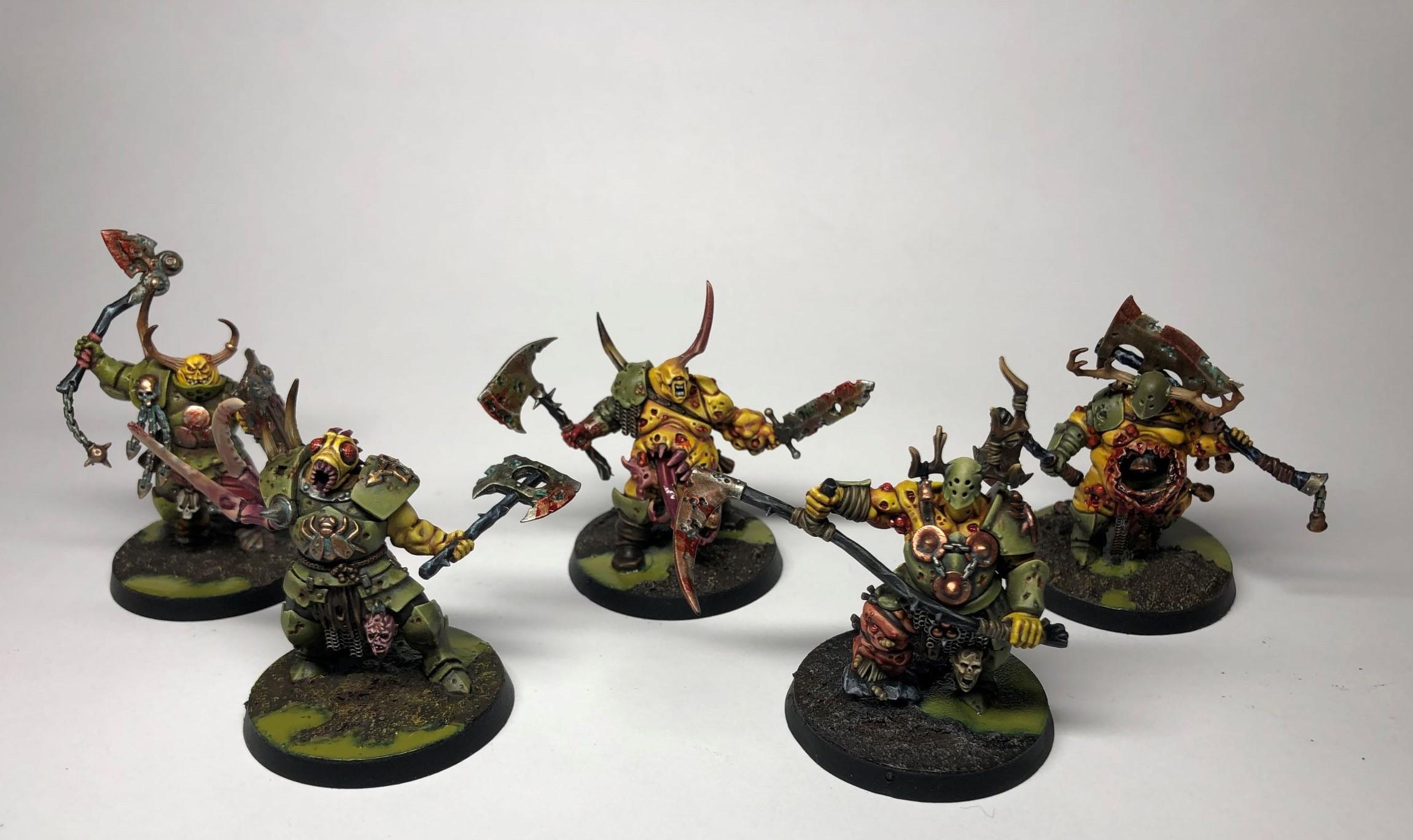 Swamp Blightkings