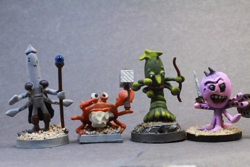 Dungeon Reaper Undersea Dungeon Party