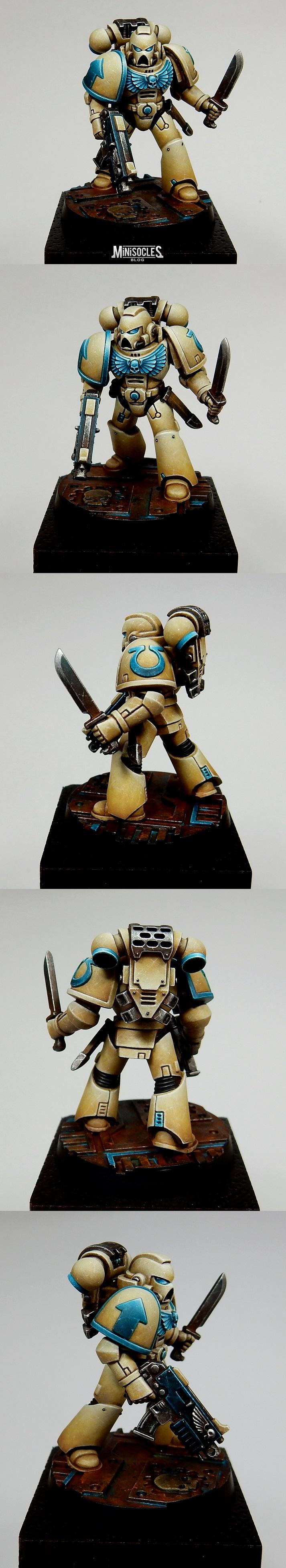 The creamy Space Marine