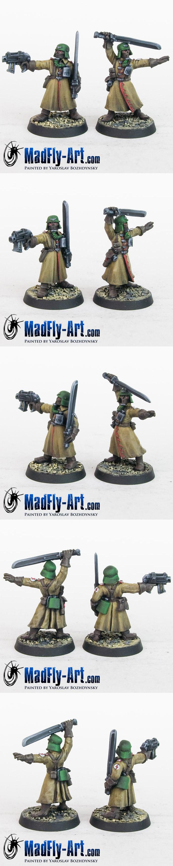 Steel Legion Lieutenants
