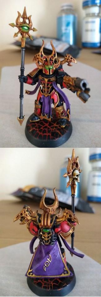 Thousand Sons Aspiring Sorcerer